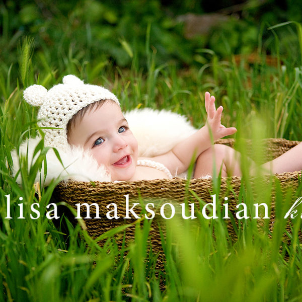 .six months comes all too soon.  baby photographer in san luis obispo, lisa maksoudian