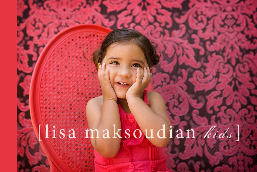 san luis obispo childrens photographer, lisa maksoudian has a modern whimsical portrait style