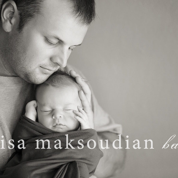 .daddy's girl.   california newborn photographer