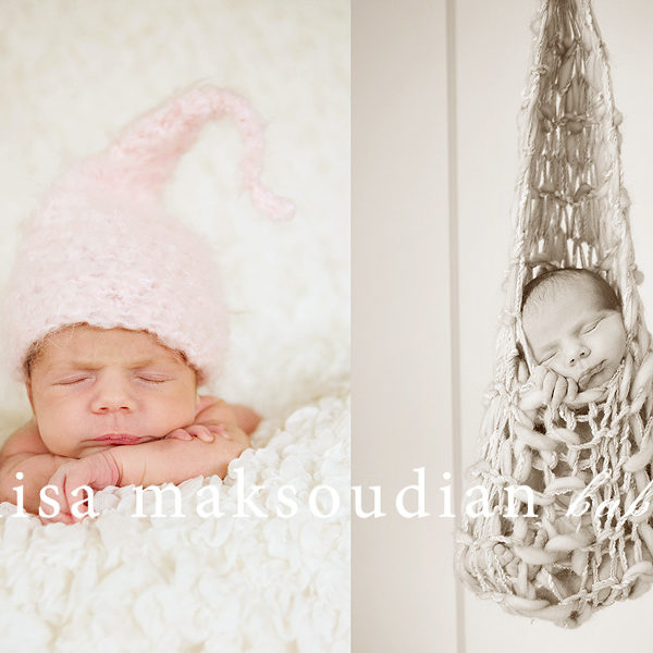.she just kept teasing me.   san luis obispo newborn photographer