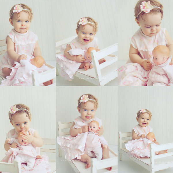 kinda girly | san luis obispo baby photographer