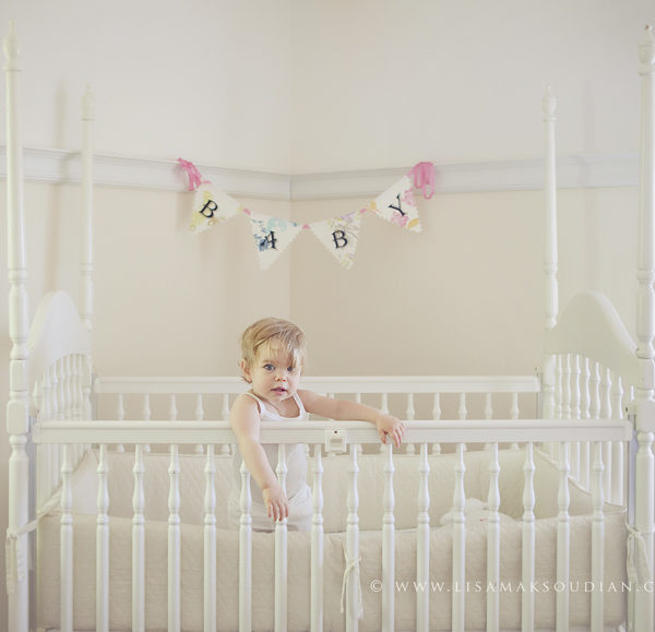 Naptime Is Over | California Baby Photographer