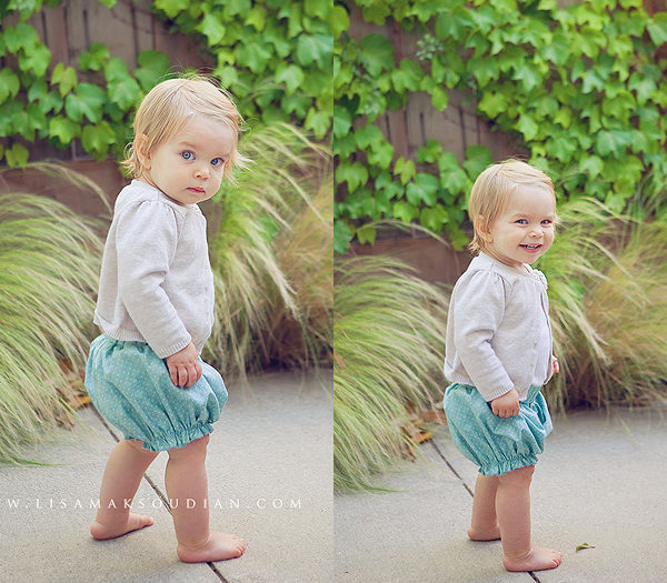 The Royal Bloomers | California Baby Photographer