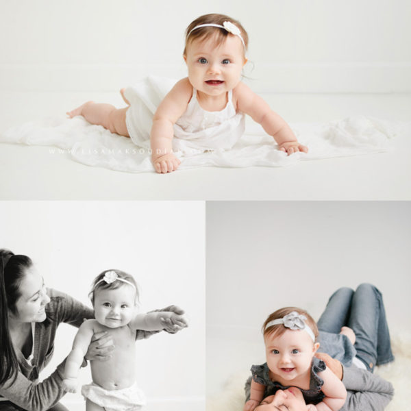 The Happiest Baby On the Block  |  California Baby Photographer