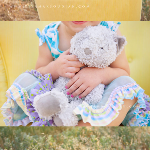 California Girl | Modern Kids Portraits