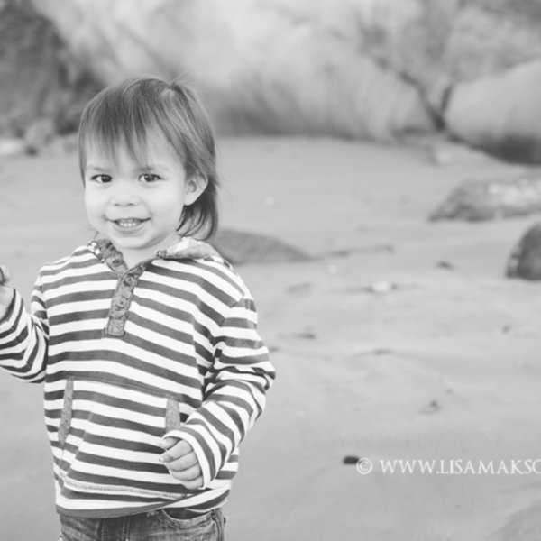 Surf's Up, Baby |  California Children's Photographer